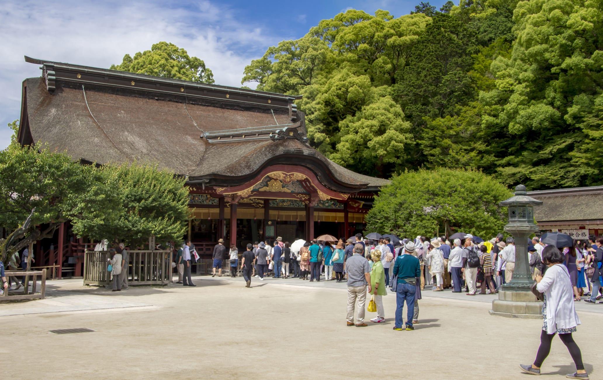 Dazaifu Tenman-gu Shrine