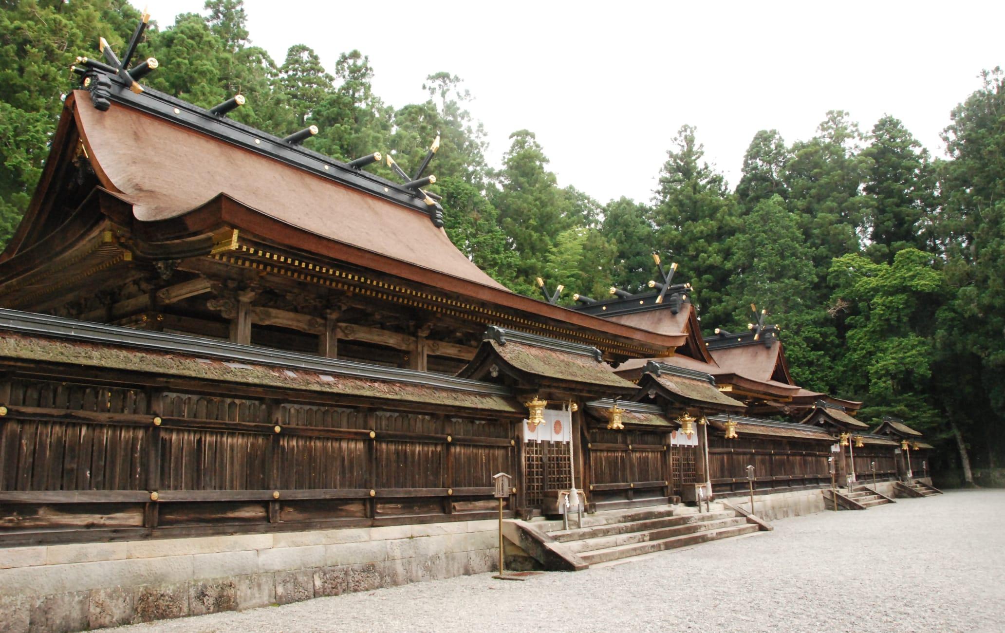 Kumano Hongu Taisha Grand Shrine