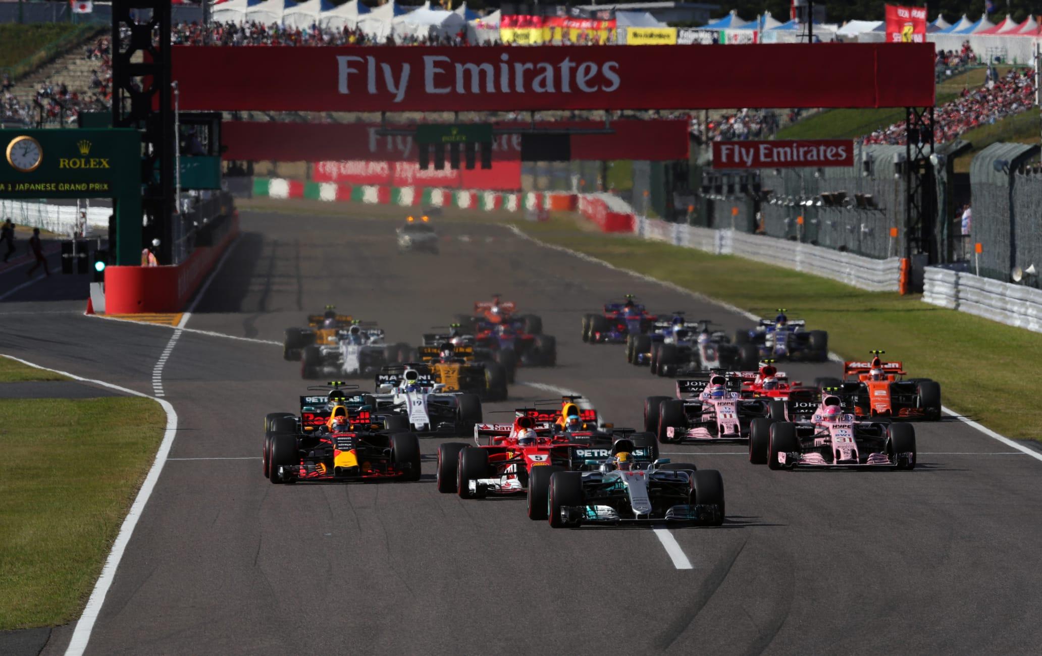 Formula 1 Japanese Grand Prix