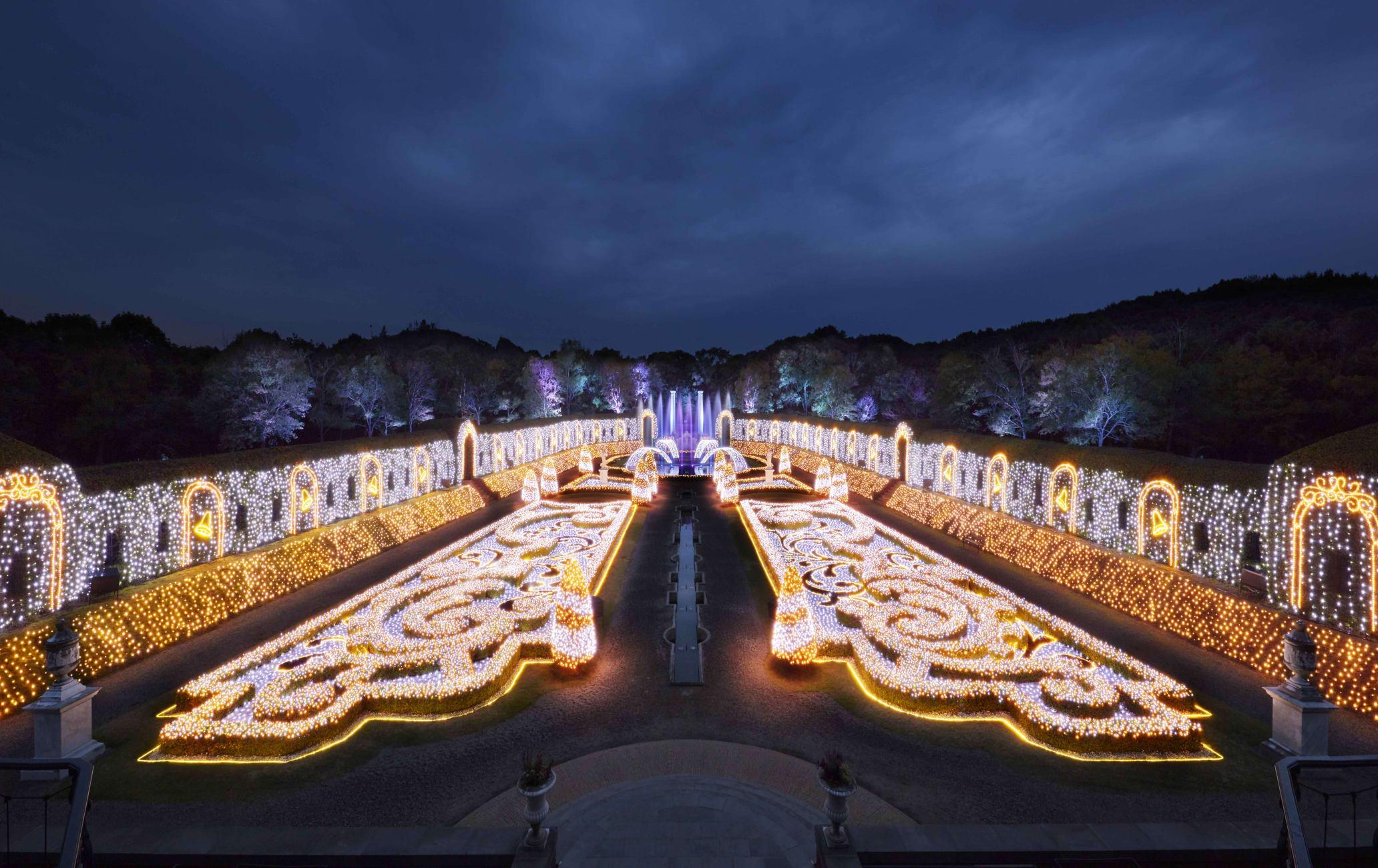 Huis Ten Bosch The Kingdom of Lights