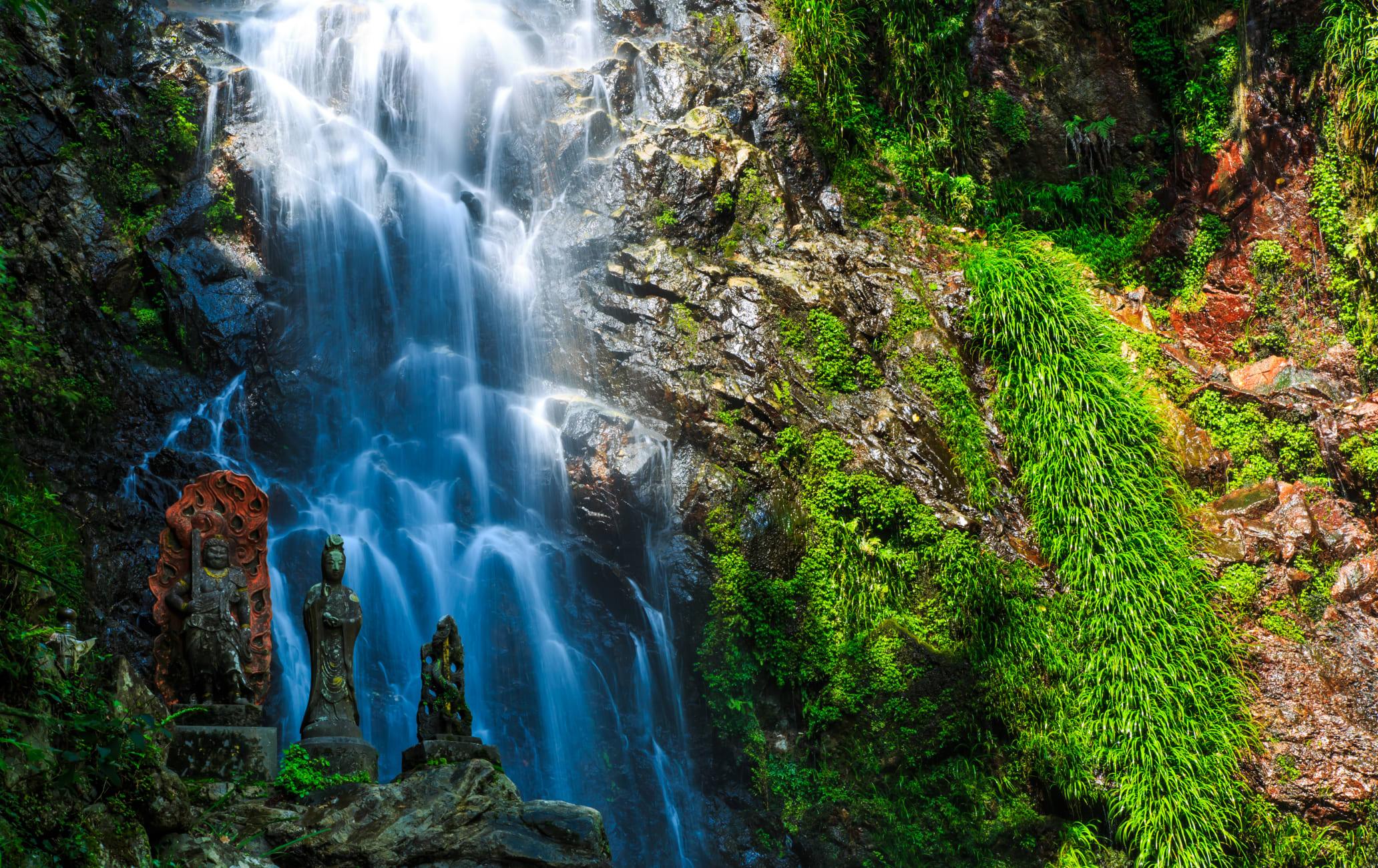 Kiyomizu Falls