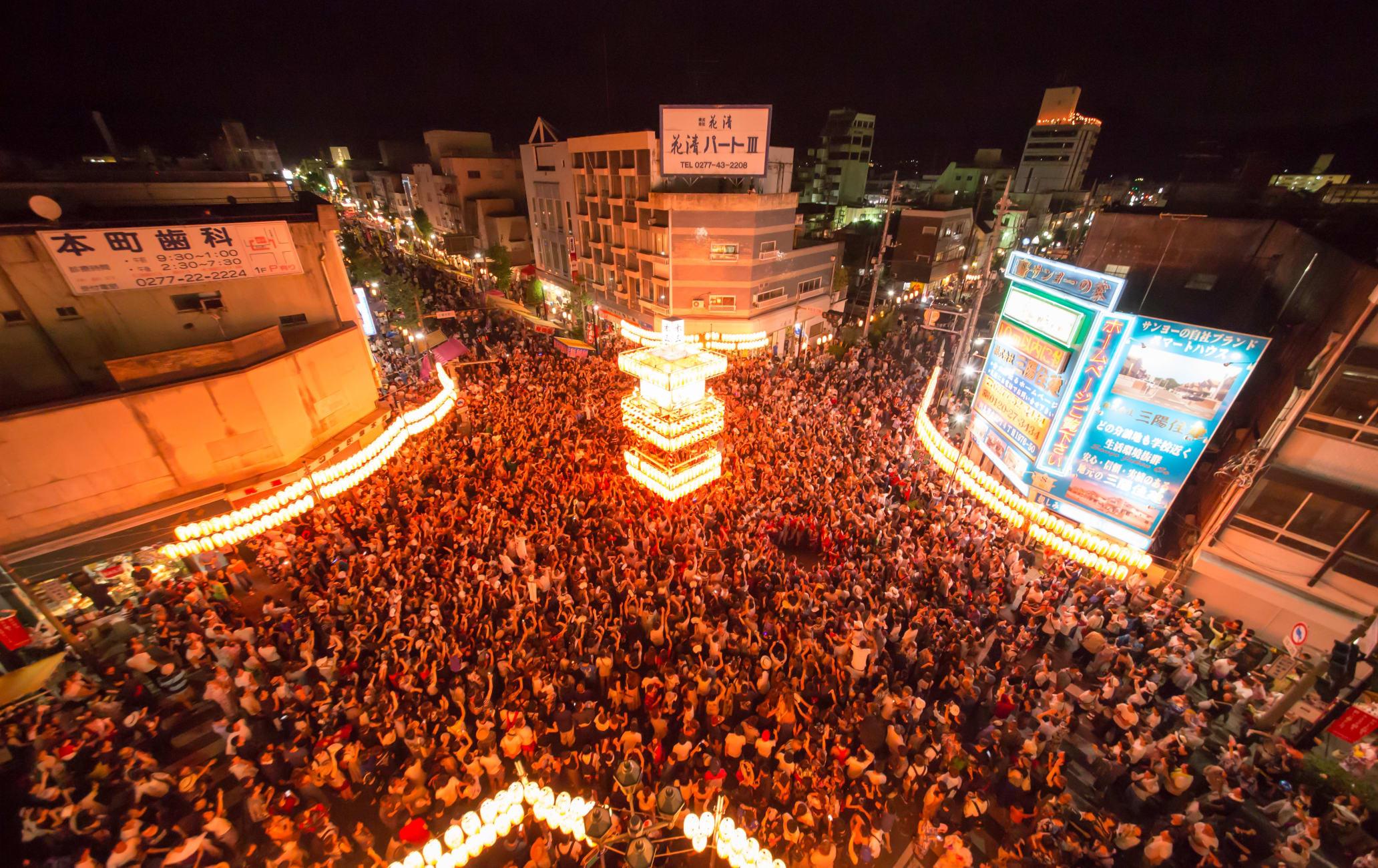 Kiryu Yagibushi Festival