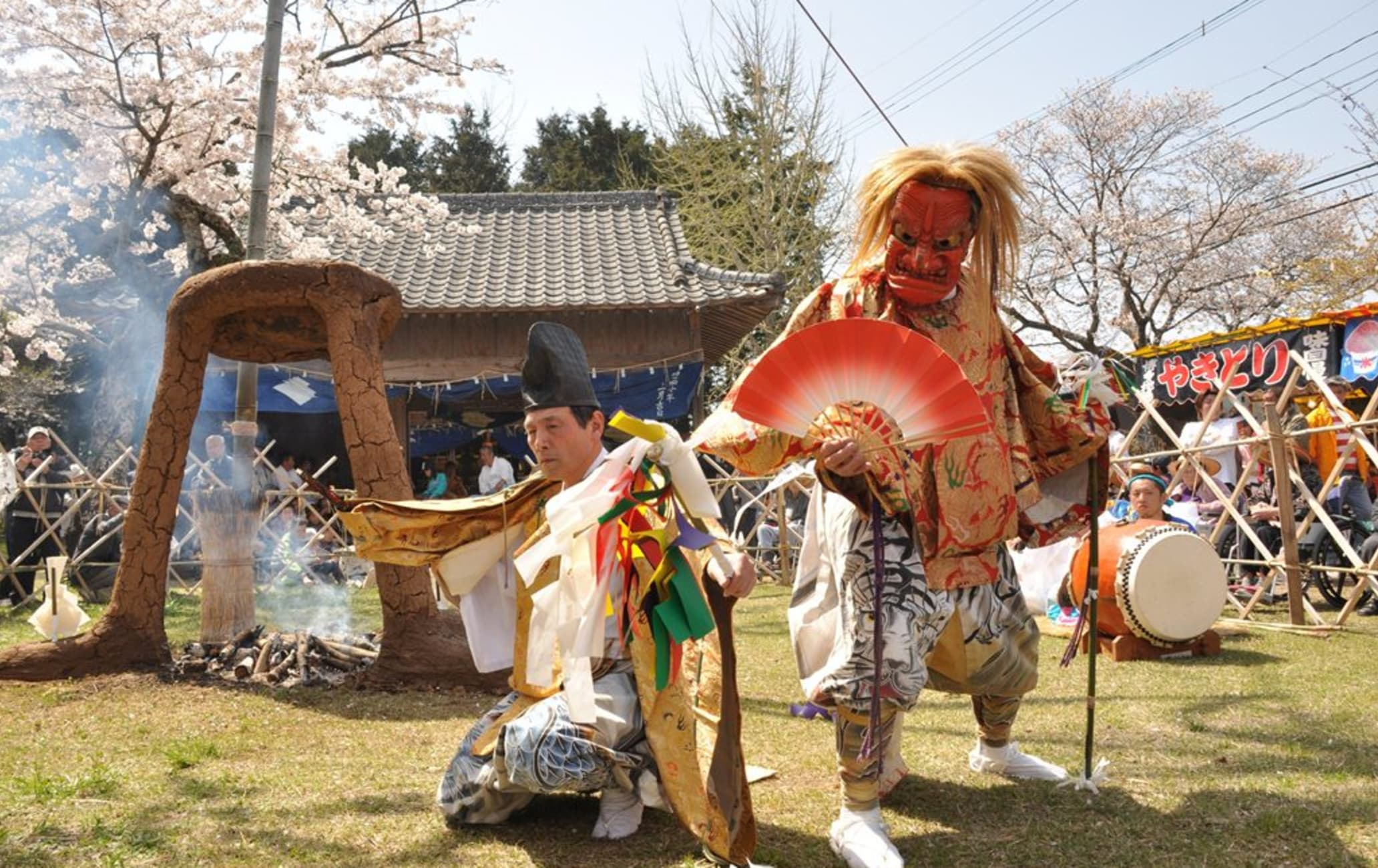 Keichiku-Kagura Festival