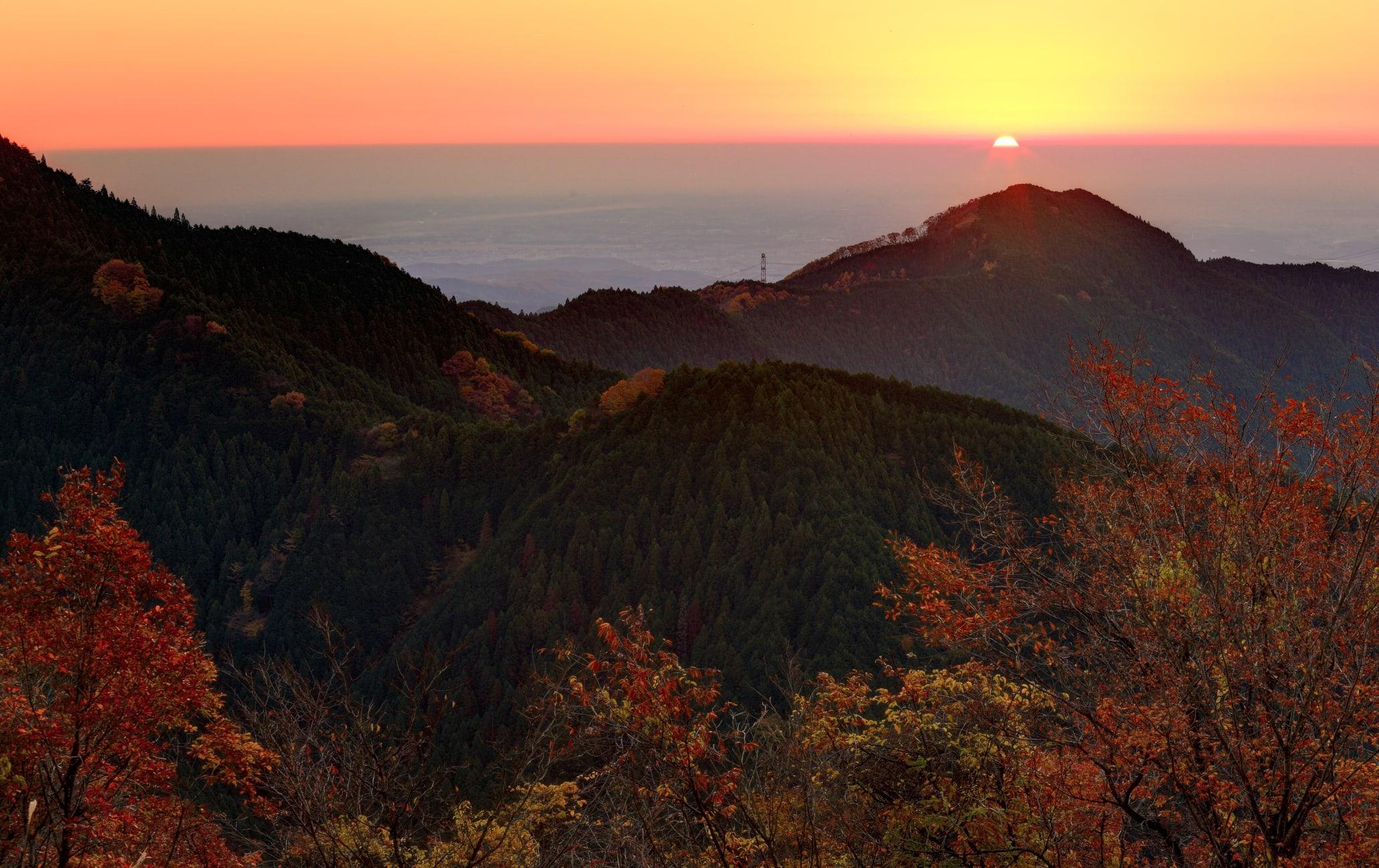 Mt Mitake-san