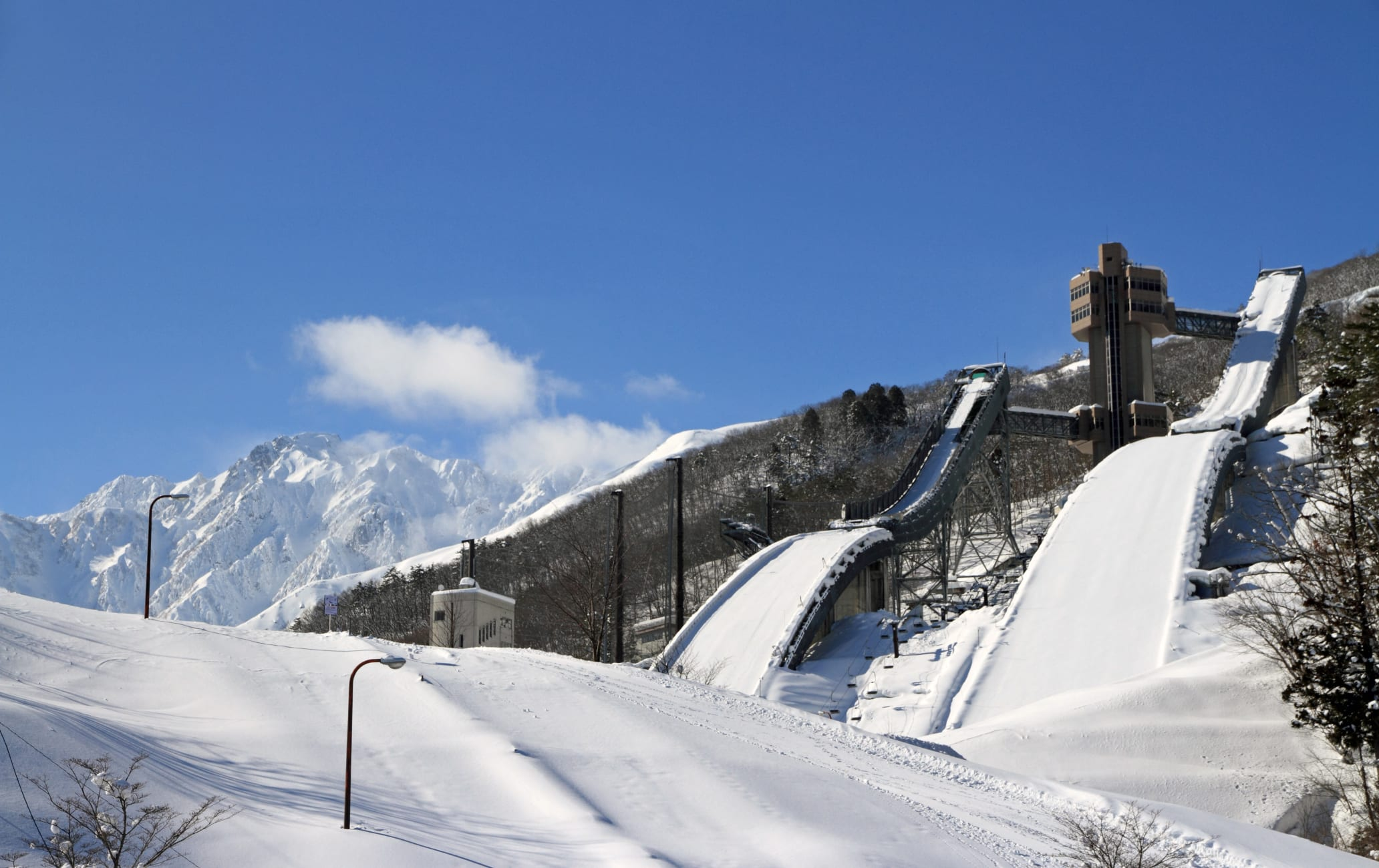 Hakuba Olympic Village & Echoland