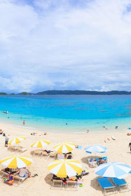 Seasonal Highlights Zamami-jima Island