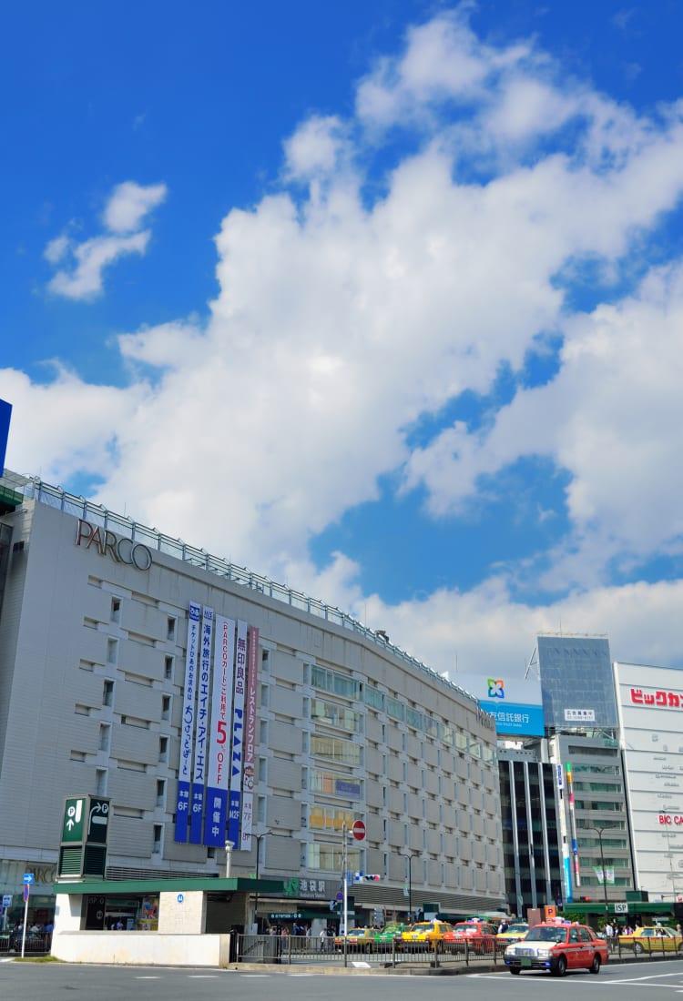 Ikebukuro Area
