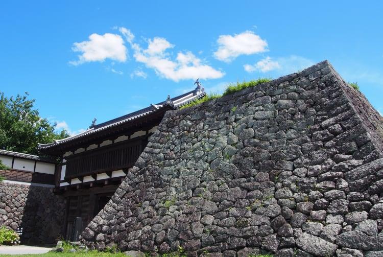 Komoro Castle Ruins Kaikoen