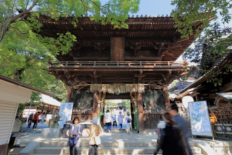 Ishite-ji Temple