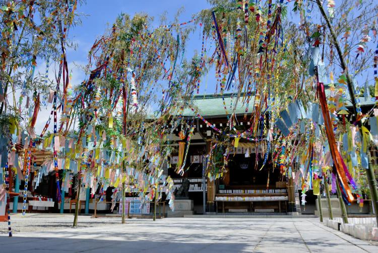 Hofu Tenman-gu Shrine