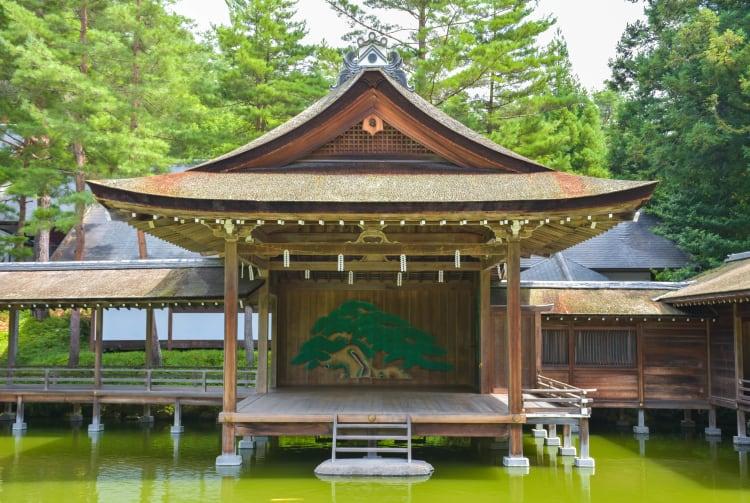Misogi-jinja Shrine