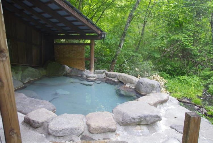 Shin-Hotaka-onsen Hot Spring