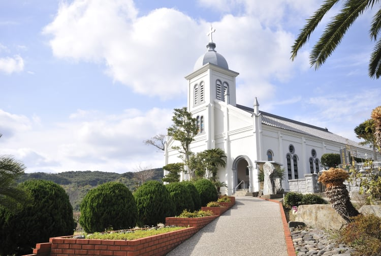 Oe-Tenshudo Church