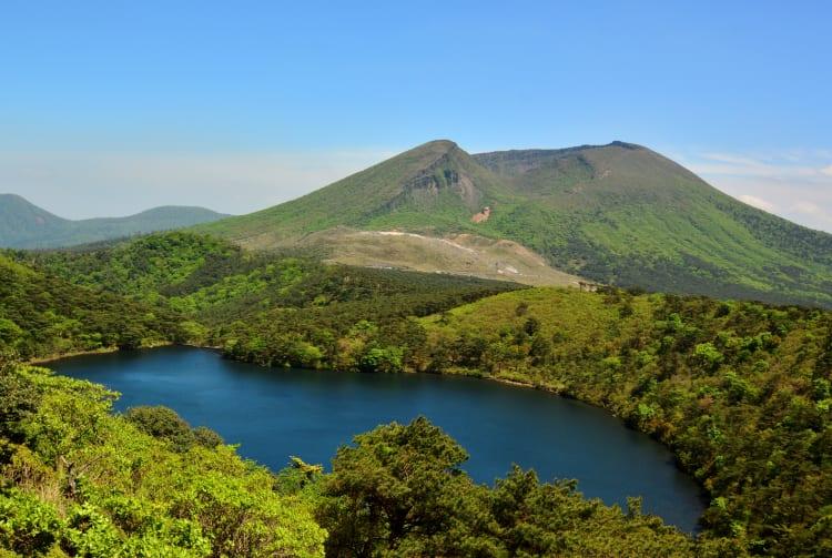 Mt. Karakuni-dake