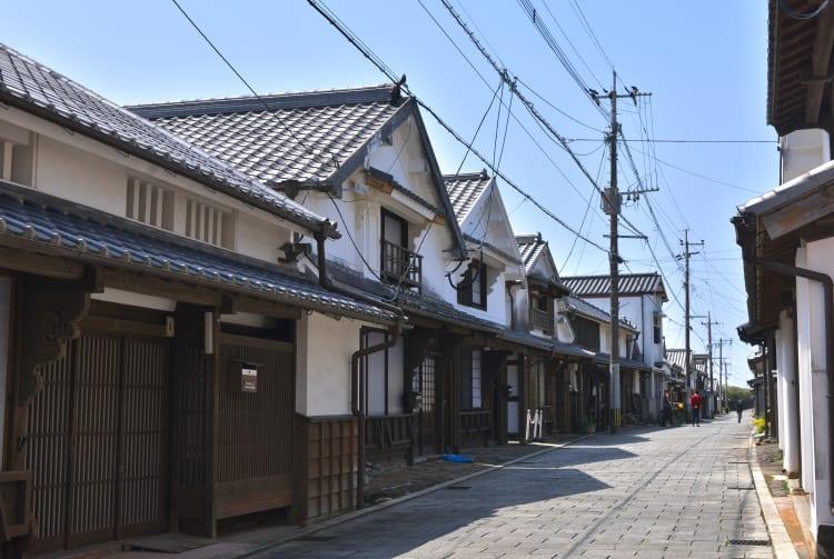 Mimitsu area