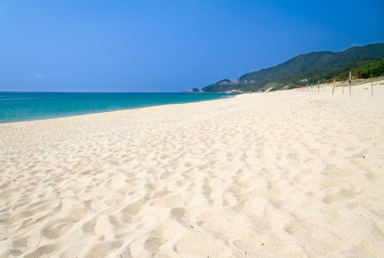 Nagata Inakahama Beach