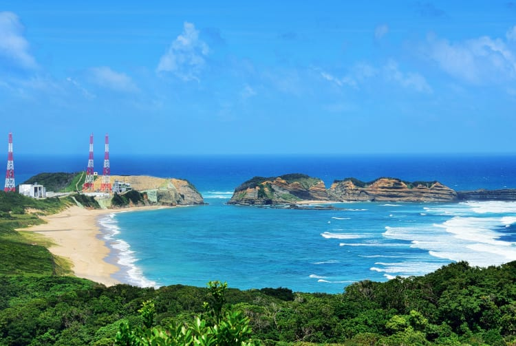 Tanegashima Island