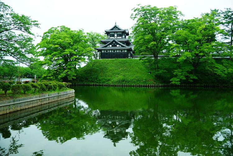 Sanju Yagura at Takada Castle