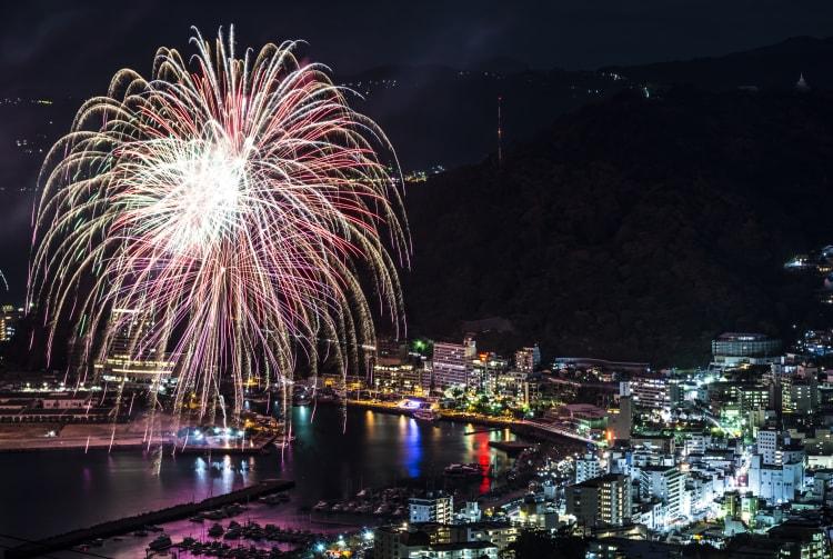 Atami Fireworks Festival-SUM