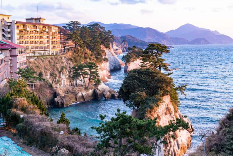 Dogashima Coast