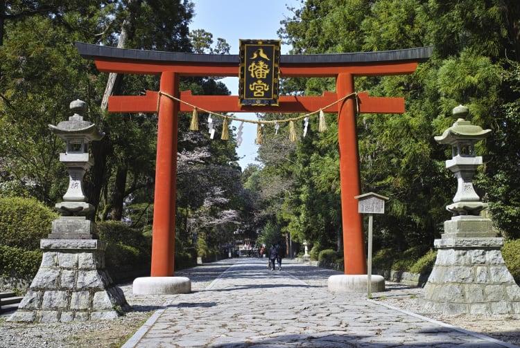 Osaki Hachiman-gu Shrine