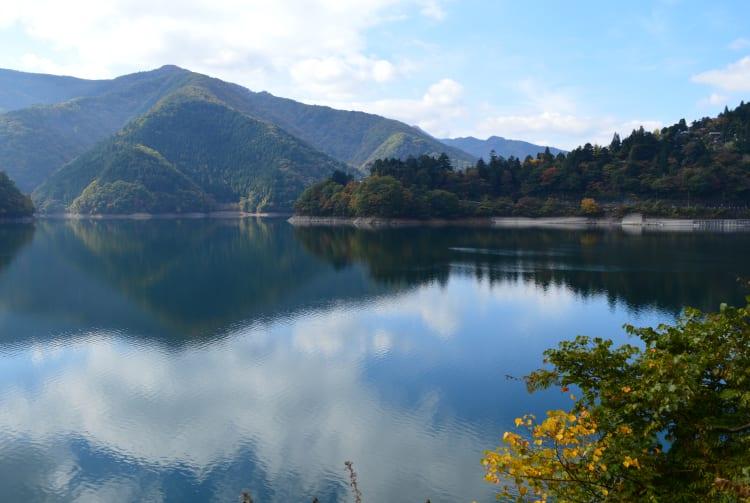 Lake Okutama-ko