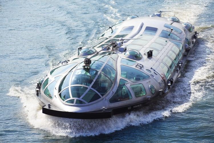 Tokyo Water Bus