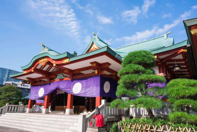 Hie-jinja Shrine