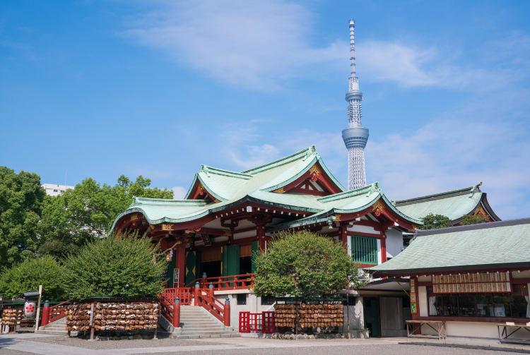 Kameido Shrine