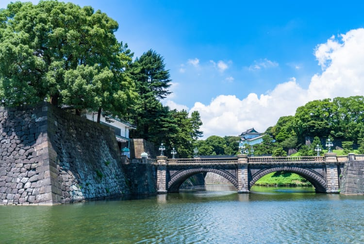 Imperial Palace Outer Gardens