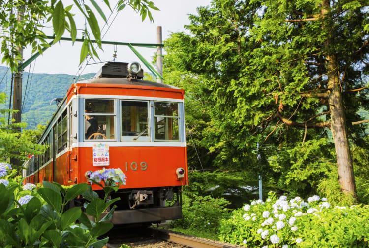 hakone tozan railway