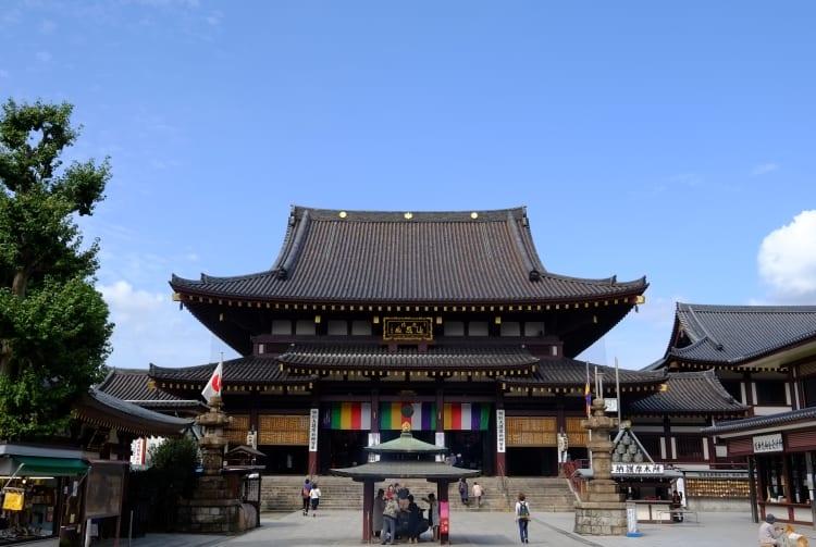 Heiken-ji Temple Kawasaki Daishi