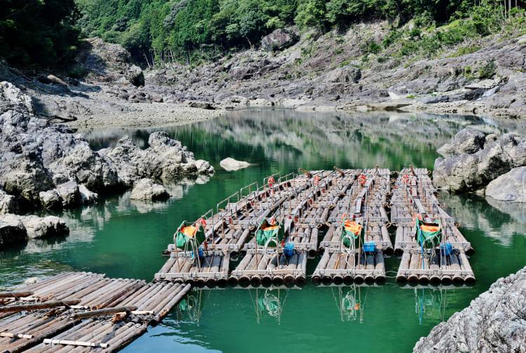 Log Rafting-SUM