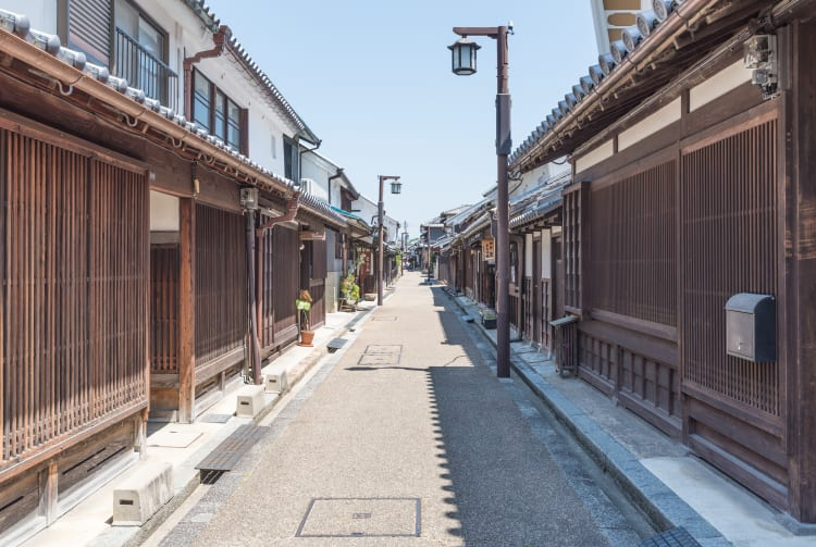 Imaicho Town