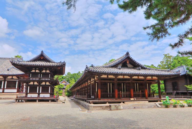 Toshodai-ji Temple