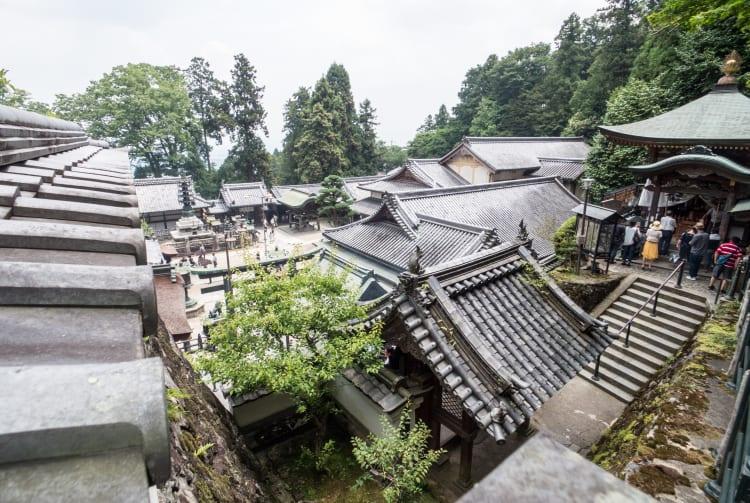Mt. Ikoma-san Area