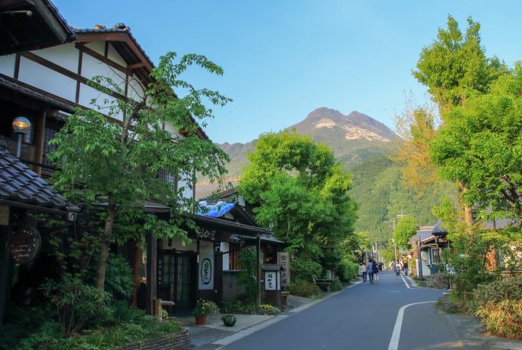Yufuin-onsen Hot Spring
