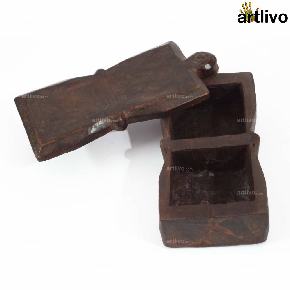 VINTAGE 2 Niche Spice Box Long - BO056