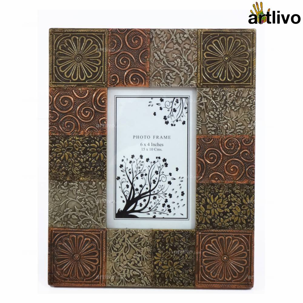 FUSION Metal Photo Frames