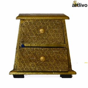 BLING 2 Drawers Tapered Utility Box