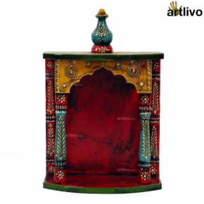 EMBOSSED Arch Temple - Large