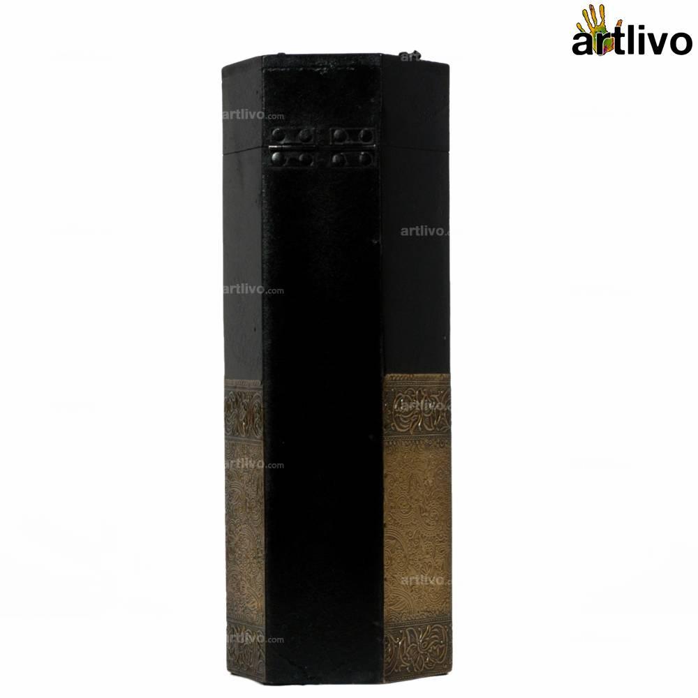 UBER ELEGANT Wine Box Hex