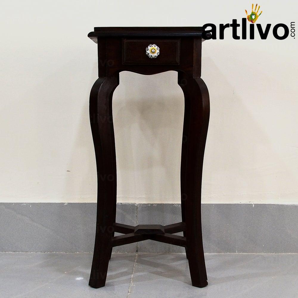 Tilo Side Table Curved Legs