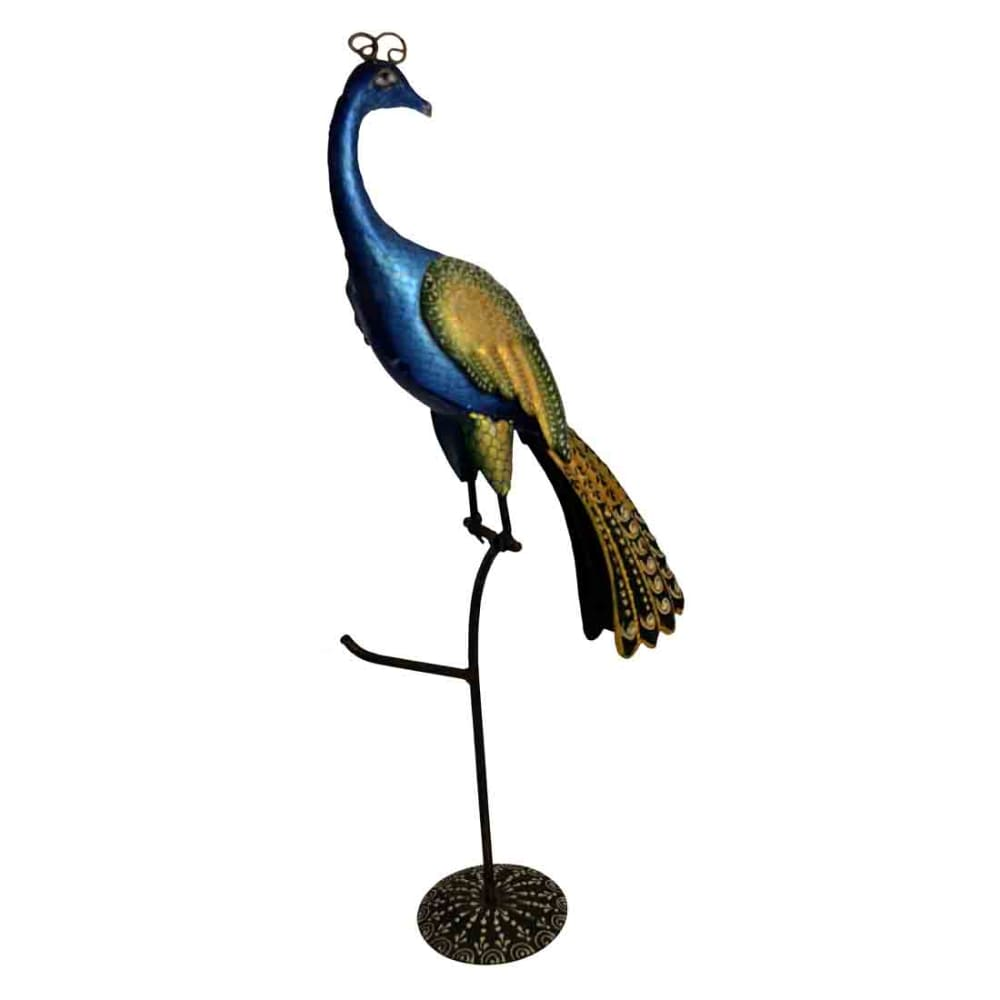 Iron Peacock