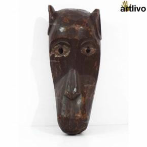 VINTAGE Tribal Cultural Mask - Langur