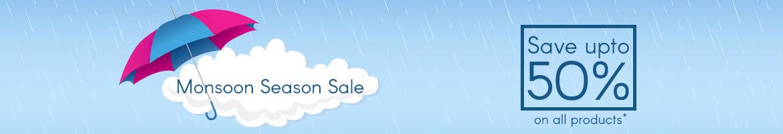 Monsoon season offer