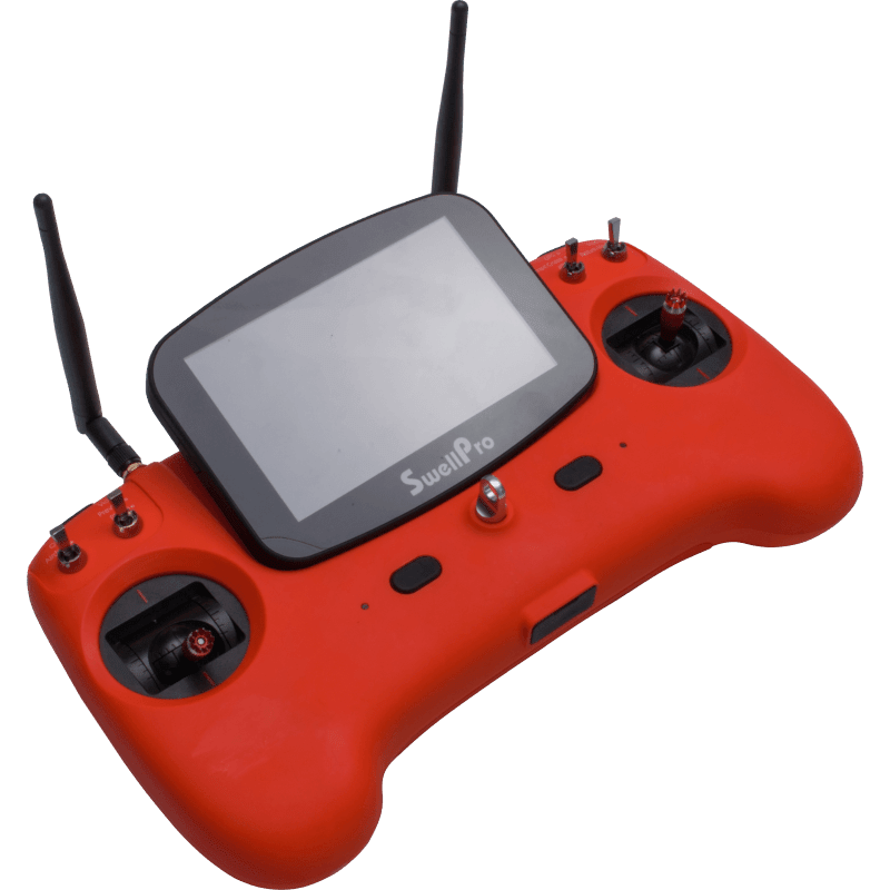 how to swap splashdrone 3 remote controller throttle
