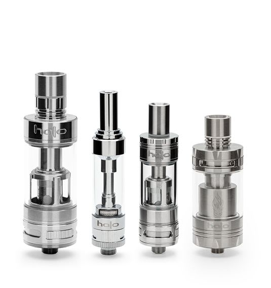 different sub-ohm atomizers