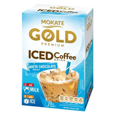 Mokate Gold Premium Ice White Chocolate