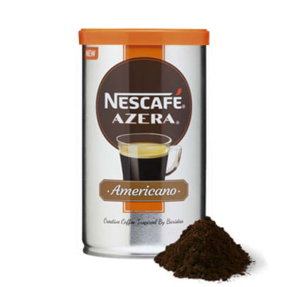 Azera Americano Instant coffee from Nescafe